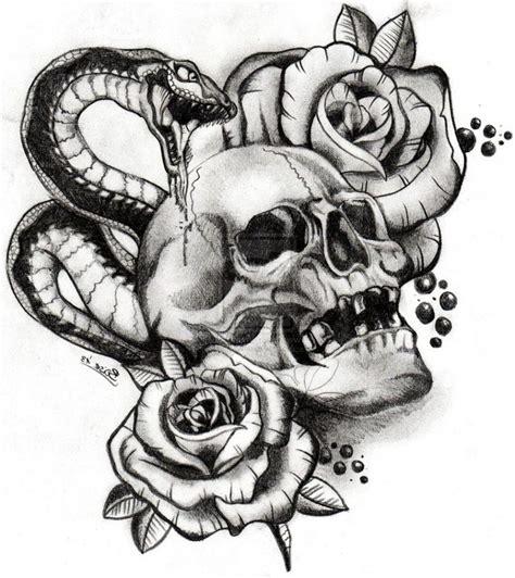 Tatto Vorlagen Muster 29 faszinierende ideen f 252 r schlangen tattoos