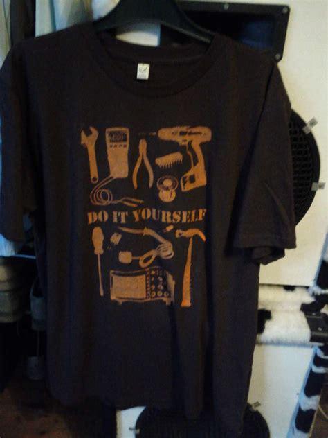 T Shirt Electronic 04 diy electronics t shirt