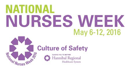 National Backyard Week 2016 Celebrating National Nurses Week And National Hospital