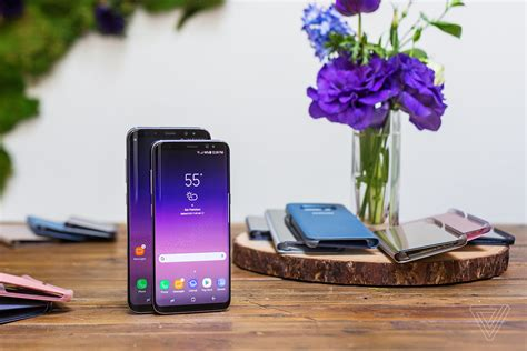 Samsung Galaxy S8 Plus Like New this is the samsung galaxy s8 coming april 21st the verge