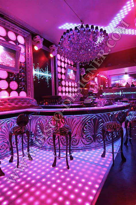 Designer Bar Accessories Led Baroque Ornamental Bar