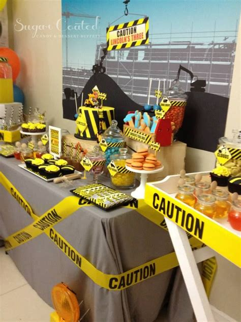 Construction Baby Shower Ideas by Best 25 Construction Theme Cake Ideas On