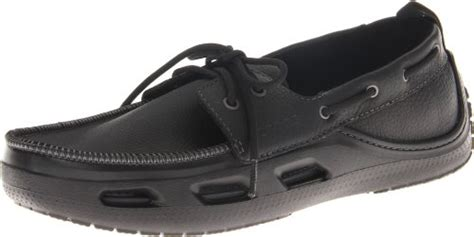 crocs cove boat shoes crocs men s cove sport loafer buy online in uae shoes