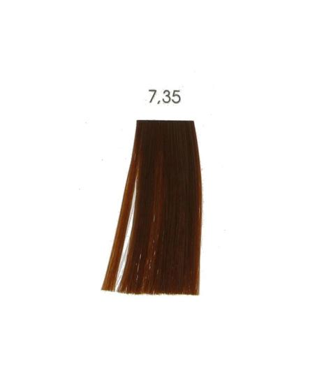 l oreal professional inoa 7 35 golden mahogany hair color free shipping on orders inoa 7 35 golden mahogany l oreal inoa coloring