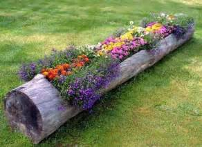 Wooden Canoe Decoration 35 Diy Log Ideas Take Rustic Decor To Your Home