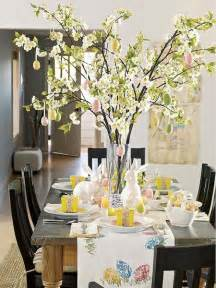Spring Decorating Ideas For The Home by 20 Ideas For Spring Home Decorating With Blooming Branches