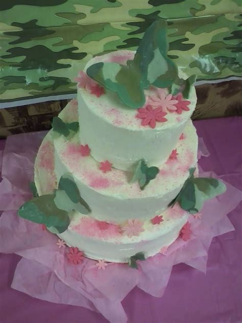 Pink Camo Baby Shower Decorations by Pink Camo Baby Shower Ideas Babywiseguides
