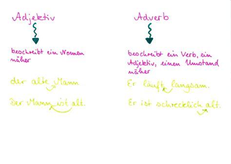 englisch wann adverb wann adjektiv unterschied zwischen adjektiv und adverb ǀ lernwerk tv