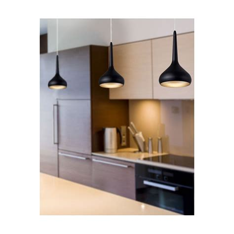 suspensions cuisine suspension design led parfaite au dessus d un bar