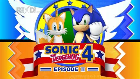 sonic the hedgehog 4 apk sonic 4 episode ii 1 5 apk mod data for android