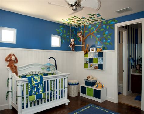 Baby room ideas for boy/girl twins
