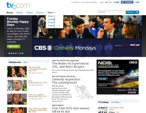 24 websites offering free full length tv episodes