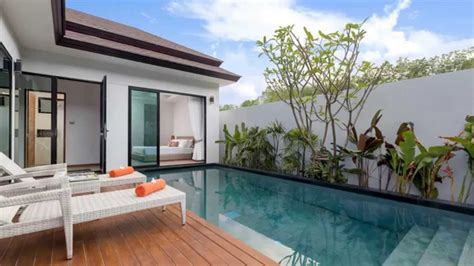 la ville nature phuket villa sale  private pool