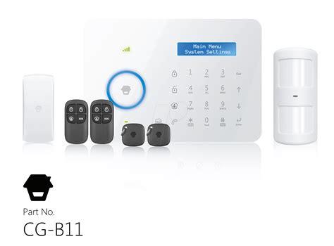 Alarm Chuango chu cg b11 chuango cg b11 wireless alarm system starter