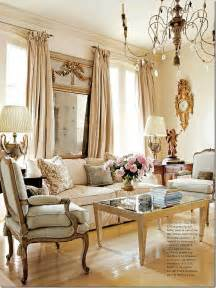 French Livingroom french style living room living rooms pinterest