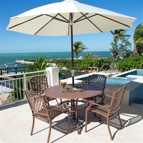 Patio Table With Umbrella And Chairs Patio Patio Table And Chairs With Umbrella Picnic Tables With Umbrella Patio Table Umbrellas