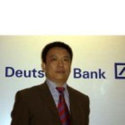 deutsche bank einloggen qinyong wu senior finanzberater deutsche bank xing