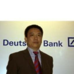 deutsche bank banking einloggen qinyong wu senior finanzberater deutsche bank xing