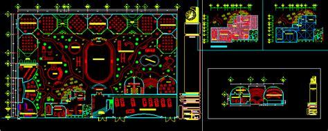 kindergarten dwg block  autocad designs cad