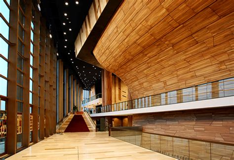 Veneer Interior by Lamboo Architectural Structural Bamboo Lamboo 174 Design