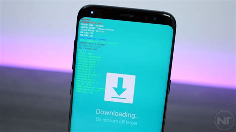 samsung mode how to enter mode on samsung galaxy s8 and s8 flash with odin naldotech