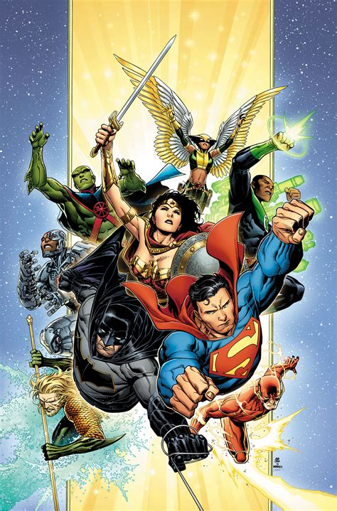 1 justice league tp 1401268706 the batman universe justice league relaunches in june with new 1