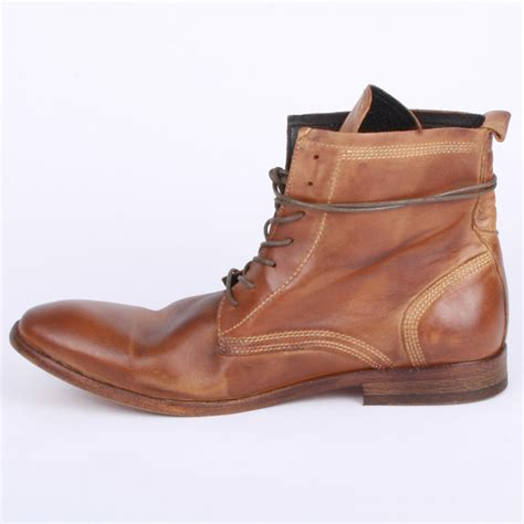 h by hudson swathmore mens ankle boots in