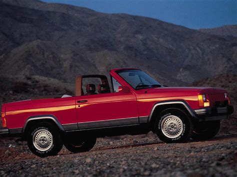 jeep concept cars jeep freedom concept 1990 old concept cars