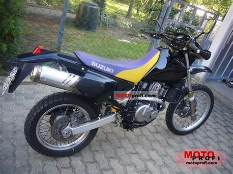 Suzuki Dr650se Top Speed Suzuki Dr 650 Se 1997 Specs And Photos