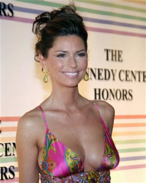 shania twain music and posters