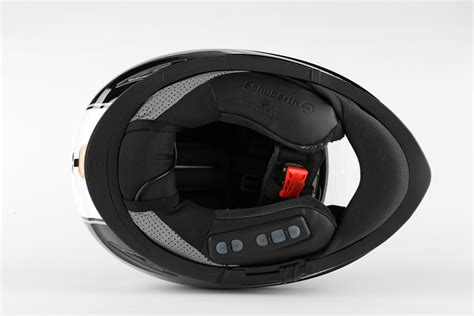 schuberth s2 review product review schuberth src communication collar for s2