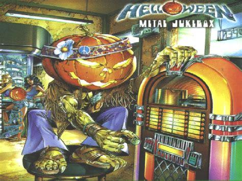 Kaset Helloween Metal Jukebox helloween