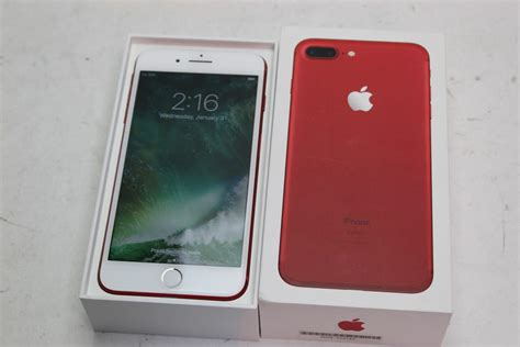 apple iphone 7 plus 128gb sprint property room