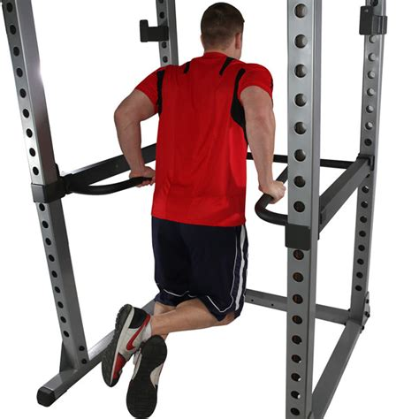 dr378 dip attachment for gpr378 power rack