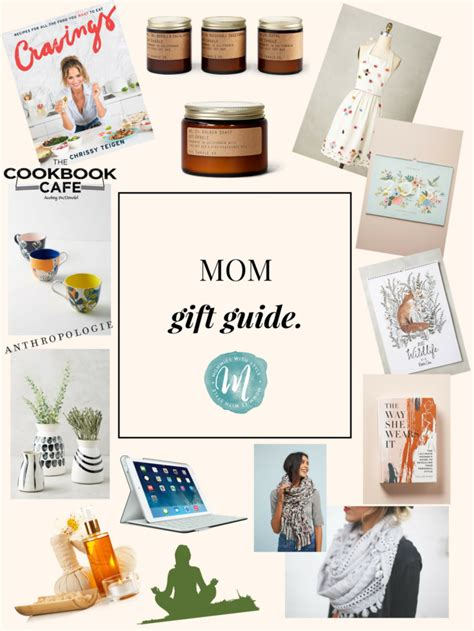 style report top christmas gifts for mom holiday gift guide 10 gifts for moms mommies with style