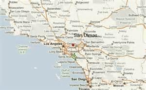 san dimas location guide