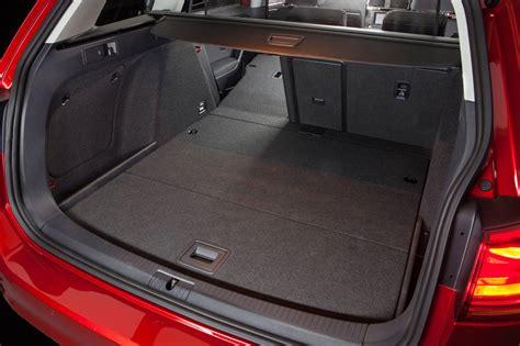 volkswagen golf trunk 2014 volkswagen golf wagon cargo space forcegt com