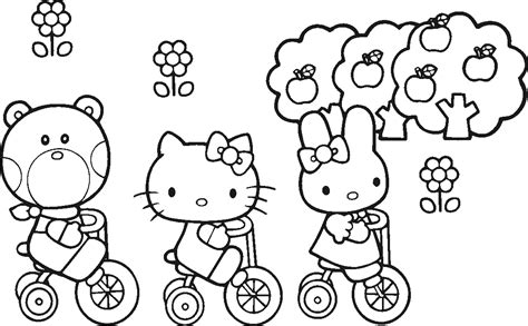hard hello kitty coloring pages search results for coloring pages hello kitty page 2