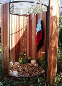 Outdoor Shower Ideas by Gallery For Gt Diy Outdoor Shower Ideas