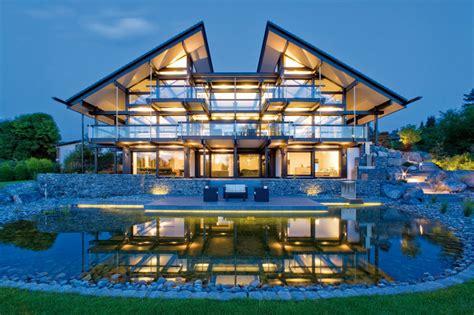 Maison En Verre by 15 Extraordinaires Maisons D Architectes En Verre