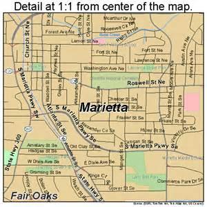 marietta map 1349756