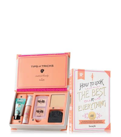 Cosmetics We Benefit by Kit Di Bellezza Benefit Cosmetics