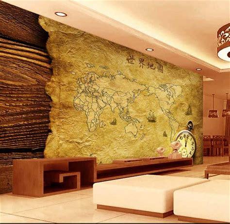 Wallpaper Sticker Dinding 315 ᐊ3d room wallpaper custom ᗛ photo photo murals non woven wall ᐂ sticker sticker world map of