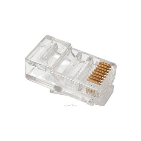 Sambungan Konektor Rj 45 Barel Lan konektor rj45 mt elektro