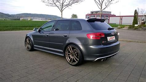 Audi Rs3 Kw by Audi Rs3 8p Barracuda Shoxx Felgen Und Kw Gewindefahrwerk
