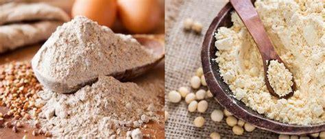 bahan alternatif pengganti tepung terigu aneka menu resep