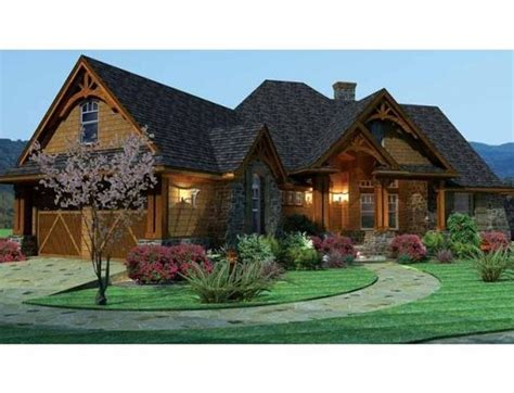 Ranch Style House Plans With Basements by House Plans Ranch Style With Basement Front View2 600x459
