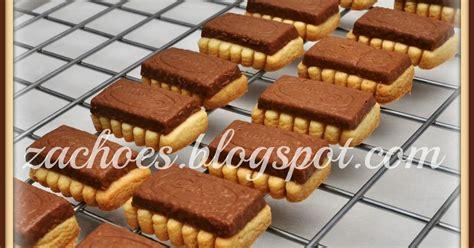 akuzack cakery resepi biskut mama cadbury