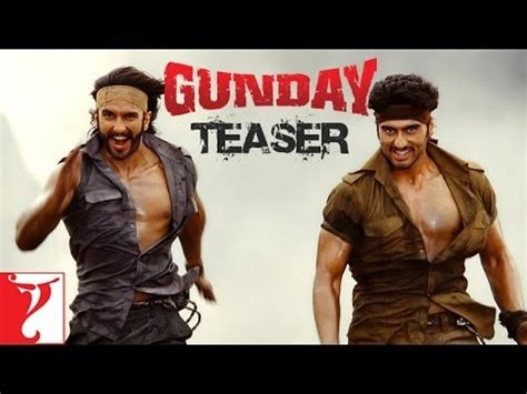 gunday film priyanka chopra ki first look teaser gunday bollybrit