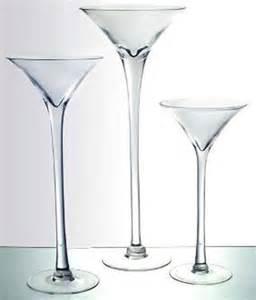 Large Cocktail Glass Vases by Martini Glass Vase 16 Quot 20 Quot 23 Quot Wedding Centerpiece